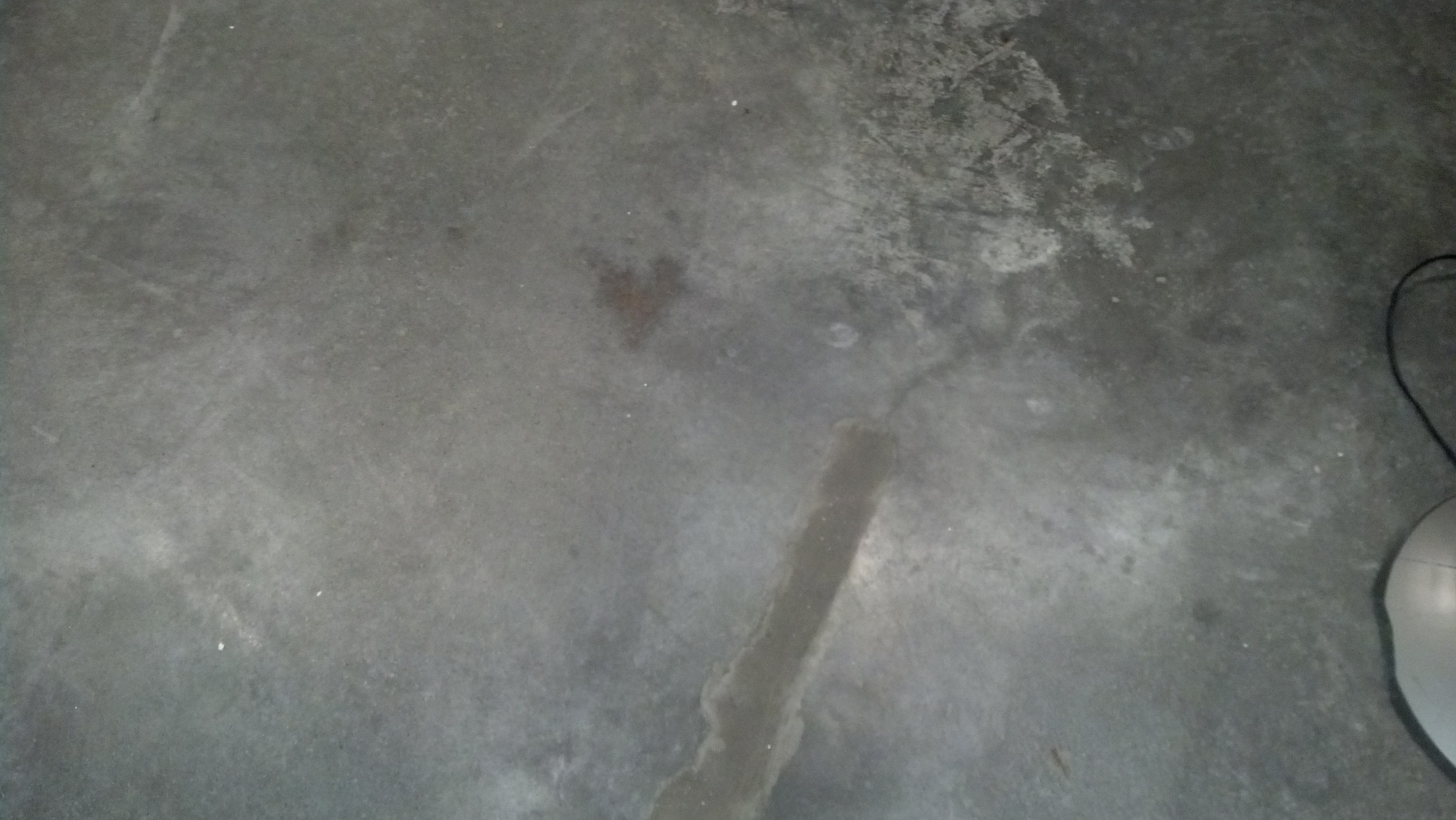 concrete floor finish