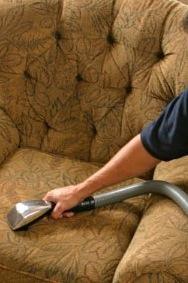 upholstrey clean